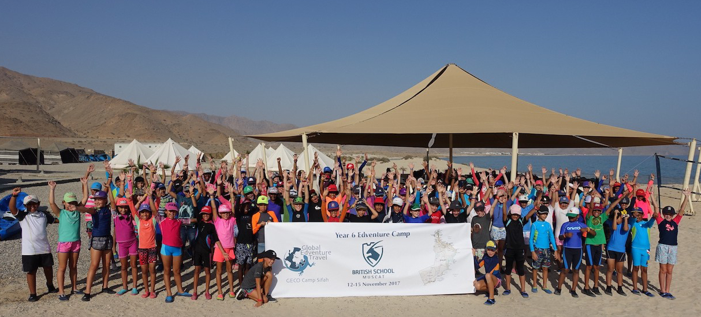 GECO – Global Edventure Camps Overseas | Global Edventure Travel